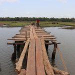 The Water Project: Lokomasama, Matong Village -  Bridge Leading To The Next Village