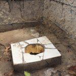 The Water Project: Lokomasama, Matong Village -  Inside Latrine