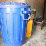 The Water Project: Lokomasama, Matong Village -  Water Storage