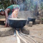 The Water Project: Lokomasama, Matong Village -  Woman Cooking