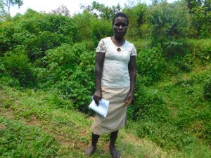 The Water Project:  Millicent Mukoya