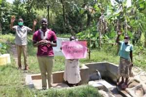 The Water Project:  Thank You From Field Officer Erick And Community