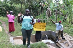 The Water Project:  Thank You From Team Leader Catherine And Community