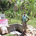 The Water Project: Litinye Community, Shivina Spring -  Thank You From Community Members