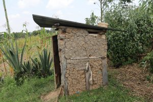 The Water Project:  Pit Latrine