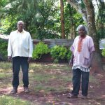 The Water Project: Irumbi Community, Okang'a Spring -  Pius Atsango Ligami And Christopher Okanga