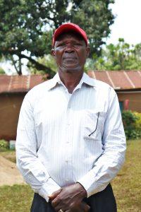 The Water Project:  Mr Isaac Murila Shatsala