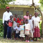 The Water Project: Irumbi Community, Shatsala Spring -  The Shatsala Family