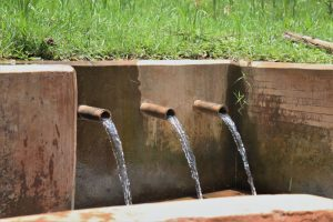 The Water Project:  Clean Water Flows From Shatsala Spring