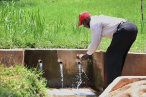 The Water Project:  Handwashing At The Spring