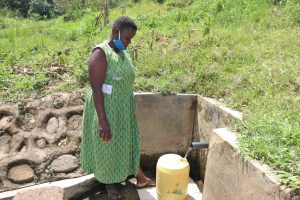 The Water Project:  At The Spring Fetching Water