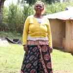 The Water Project: Handidi Community, Malezi Spring -  Mama Gracy Malezi
