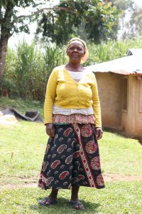 The Water Project:  Mama Gracy Malezi