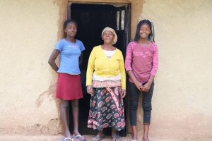 The Water Project:  With Her Grandchildren