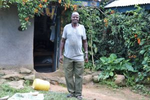 The Water Project:  Sir Laurence Nashirobe