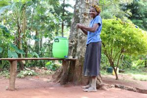 The Water Project:  A Hearty Smile From Mama Simwa