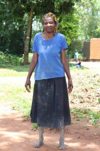 The Water Project:  Mama Loice Ezekiel Simwa