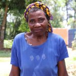 The Water Project: Luyeshe Community, Simwa Spring -  Portrait Of Ms Loice
