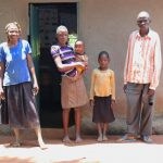 The Water Project: Luyeshe Community, Simwa Spring -  The Simwa Family