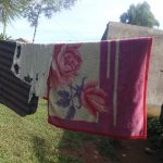 The Water Project: Isanjiro Community, Musambai Spring -  Clothesline