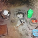 The Water Project: Isanjiro Community, Musambai Spring -  Inside Kitchen