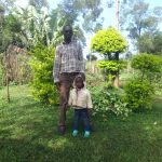The Water Project: Isanjiro Community, Musambai Spring -  Mr Moses Juma And Kevin