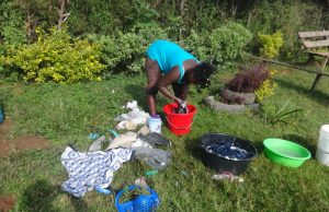 The Water Project:  Doing The Laundry