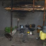 The Water Project: Shianda Commnity, Mukeya Spring -  Inside A Kitchen