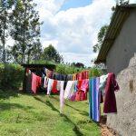 The Water Project: Shianda Commnity, Mukeya Spring -  Clothesline