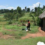 The Water Project: Shianda Commnity, Mukeya Spring -  Storing Water