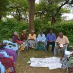 The Water Project: Mbitini Community A -  Community Mapping