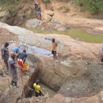 The Water Project: Mbitini Community -  Dam Site
