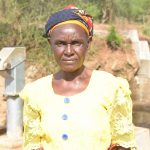 The Water Project: Mbitini Community A -  Elizabeth Mutwa