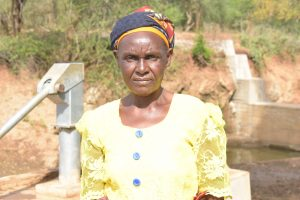 The Water Project:  Elizabeth Mutwa
