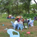 The Water Project: Mbitini Community A -  Hygiene And Sanitation Training