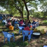 The Water Project: Mbitini Community A -  Soap Making