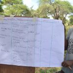 The Water Project: Mbitini Community A -  Training Materials