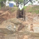 The Water Project: Mbitini Community -  Trenching