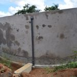 The Water Project: Kimuuni Secondary School -  Completed Tank