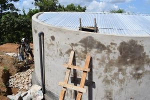 The Water Project:  Roof Construction