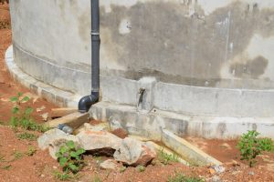The Water Project:  Tap On New Tank