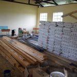 The Water Project: Kimuuni Secondary School -  Concrete
