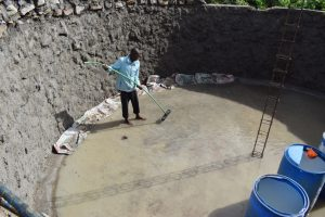 The Water Project:  Flatening Foundation