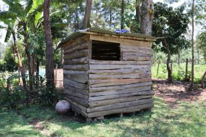 The Water Project:  A Granary At Doras