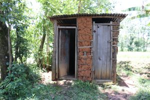 The Water Project:  A Joint Latrine And Bathroom