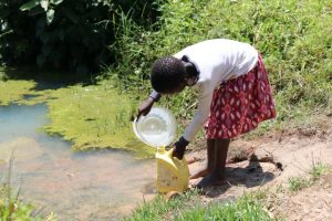 The Water Project:  Blessing Fetching Water