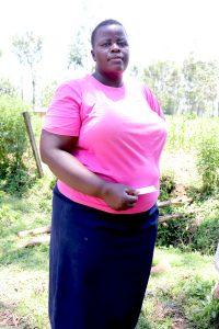 The Water Project:  Dora Musochi