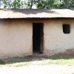 The Water Project: Elwichi Community, Mulunda Spring -  Outside The Kitchen