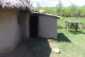 The Water Project:  Goat Shed