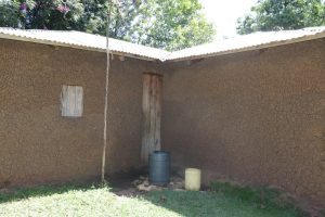 The Water Project:  Tiny Rainwater Harvesting System
